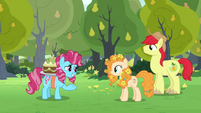 "Chiffon Swirl ""something to say thank you"" S7E13"