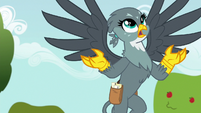 Gabby --everypony in town tells me-- S6E19