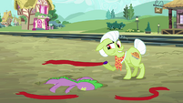"""Granny Smith """"a word about what now?"""" S03E11"""