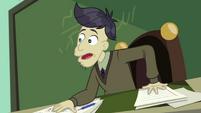 "Mr. Cranky Doodle ""a math-mergency?"" CYOE10c"