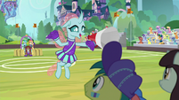"""Ocellus """"don't chime in late"""" S9E15"""