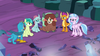 """Ocellus """"the Tree really is gone"""" S9E3"""