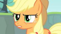 S04E20 Applejack nie jest zadowolona z działania toniku