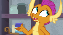 """Smolder """"I love my brother and all"""" S8E11"""