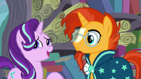"""Starlight """"We should just get out of your mane"""" S6E2"""