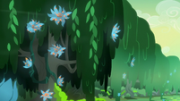 Swamp in the Everfree Forest S7E20