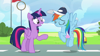 """Twilight Sparkle """"there's only one thing to do!"""" S6E24"""