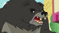 Bear-Thorax enraged -yeah!- S7E15