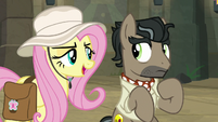 """Fluttershy """"I want to do it!"""" S9E21"""