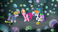 """Pinkie """"I didn't bring you here to impress you!"""" S7E4"""