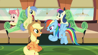 """Rainbow Dash """"totally smash the competition"""" S6E18"""
