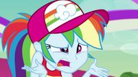 "Rainbow Dash ""what does that mean?"" EGSB"