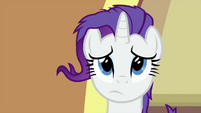 Rarity with frazzled mane MLPS1