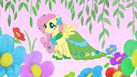 S01E14 Galowa suknia Fluttershy