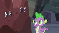 Spike --it was nothing-- S6E5