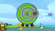 Spitfire shows the ponies the Dizzitron S3E07.png