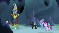 "Thorax ""we gotta find the throne"" S6E26"