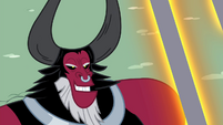 Tirek smiles S4E26