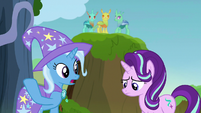 "Trixie ""Pharynx left the hive for good!"" S7E17"