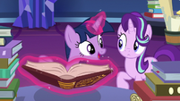 """Twilight """"the Pillars don't have to leave Equestria!"""" S7E26"""
