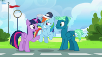 """Twilight Sparkle """"actually, she's not the one"""" S6E24"""