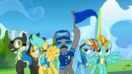 Blue team flag S3 13