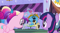 Cadance flashback magic S2E25