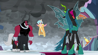 "Chrysalis ""they'll do whatever I want!"" S9E25"