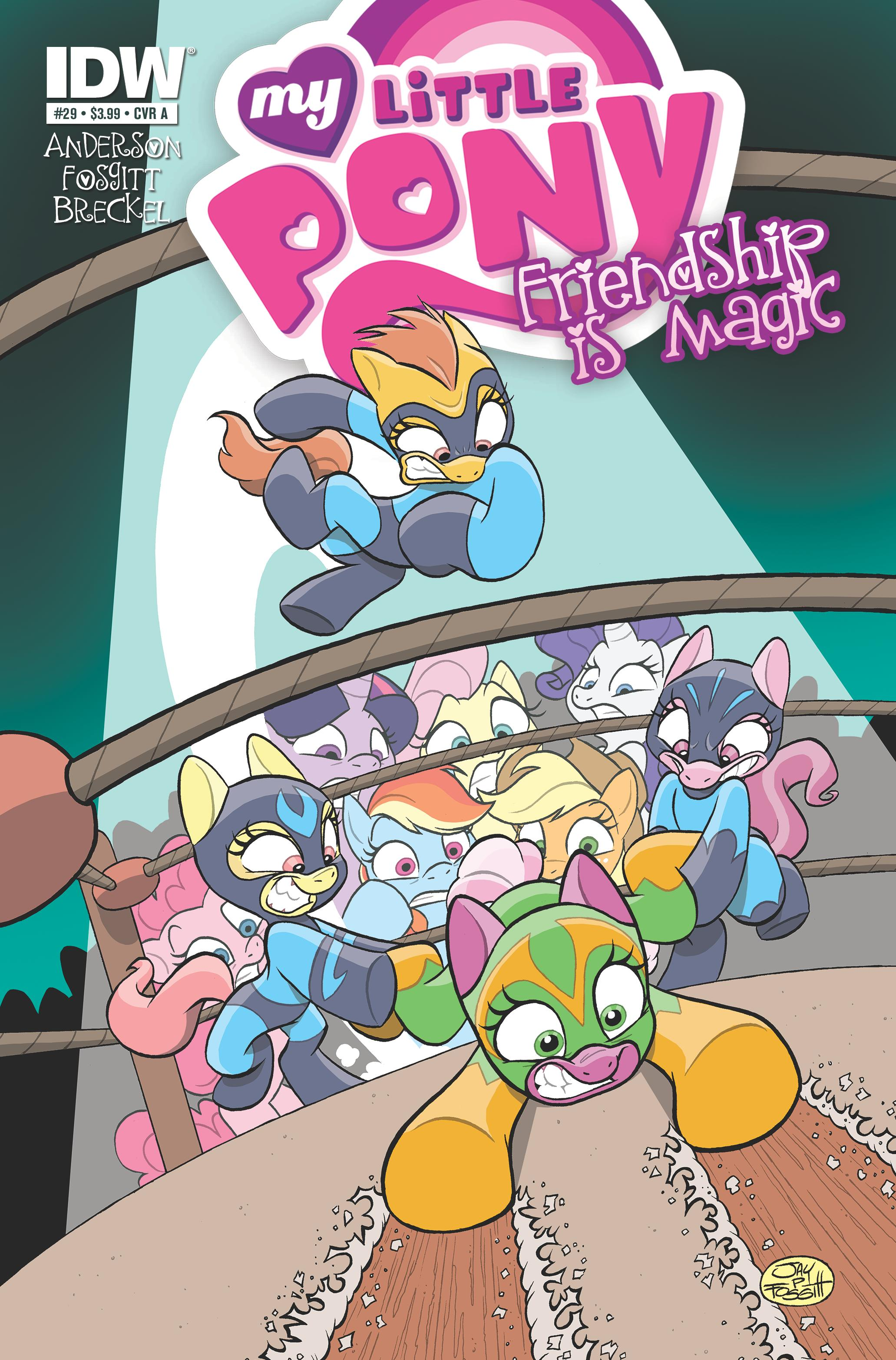 Friendship is Magic Issue 29