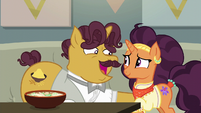 """Coriander """"you used to hide the ingredients"""" S6E12"""