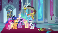 """Discord """"leader I know you can be"""" S9E2"""