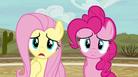 """Fluttershy """"why were we so terrible before?"""" S6E18"""