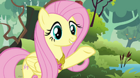 Fluttershy -we're making great progress- S03E10