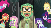 Main six, Spike, and Canter gasp in shock EGS2