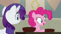 """Pinkie """"I thought the food before was the best"""" S6E12"""