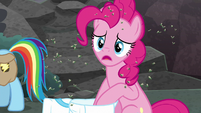 """Pinkie """"we packed green cupcakes"""" S8E25"""