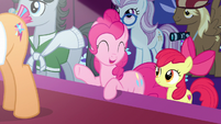 "Pinkie Pie ""after everything that's happened"" S7E9"