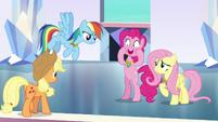 """Pinkie Pie """"that was fun!"""" S9E1"""