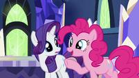 """Pinkie Pie """"you should make a list"""" S9E13"""