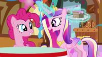 Princess Cadance -you did it, Pinkie Pie!- S5E19