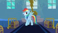 "Rainbow ""the dream of near every little Pegasus"" S6E7"