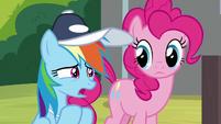 "Rainbow Dash ""I know how you feel!"" S9E15"