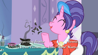 """Rarity's mother """"I've been giving her lessons"""" S2E5"""