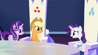 """Rarity """"baby is due any day"""" S6E1"""
