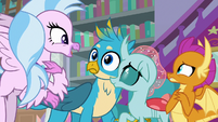 """Silverstream """"everything's gonna be fine!"""" S8E26"""