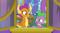 """Spike """"that's the thing"""" S8E24"""