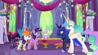 Spike --I don't know!-- S6E5