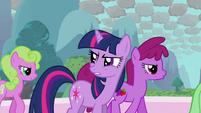 "Twilight ""where is Rainbow Dash"" S03E13"