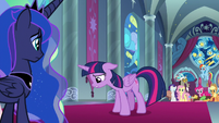 Twilight -and because of me- S9E2