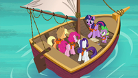 Twilight Sparkle --you spent so much time-- S6E22